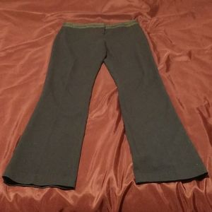 Express Navy & Gray Dress Pants Size 0